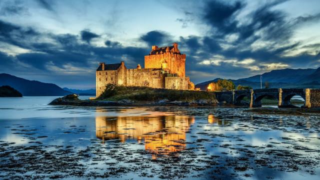 Scotland's most haunted castles