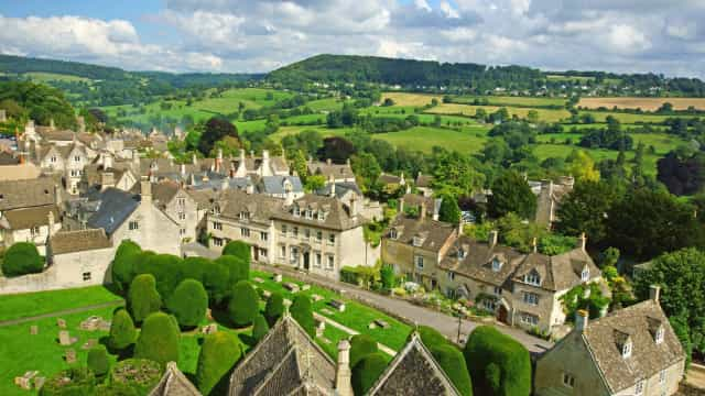 Be captivated by the Cotswolds