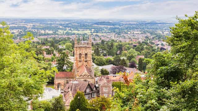 There's more to Malvern than meets the eye