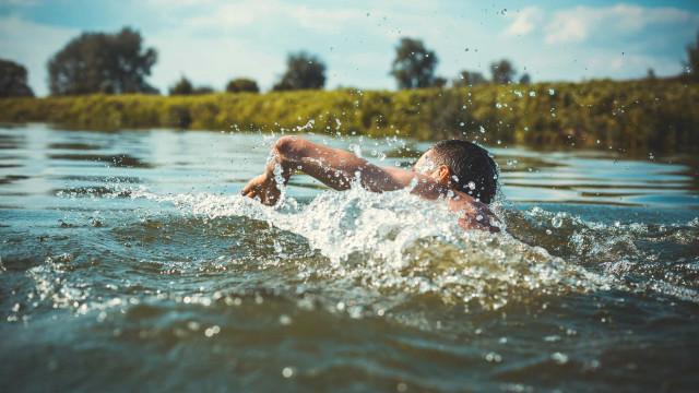 """Hur kommer det sig att """"wild swimming"""" plötsligt har blivit så populärt?"""