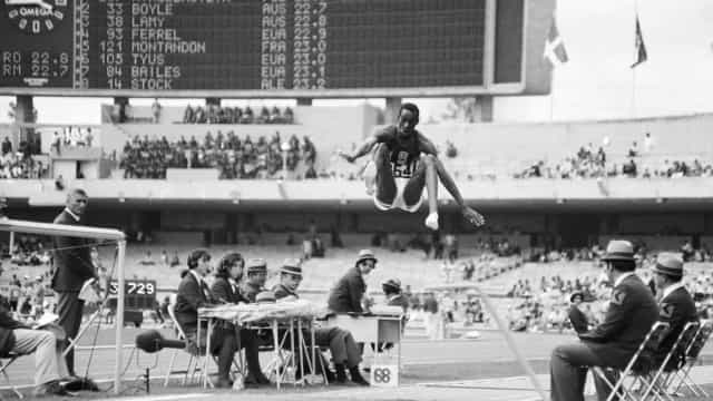The world's most astonishing athletic achievements