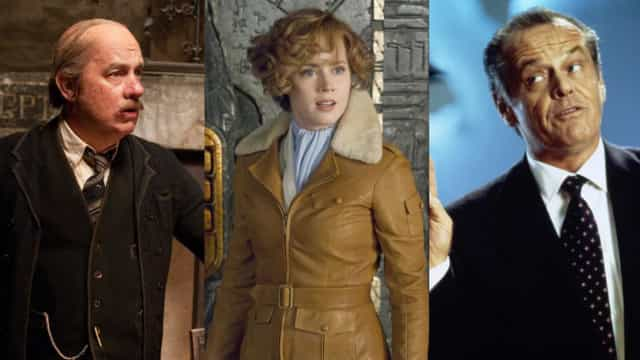 Actors who played multiple characters in the same movie