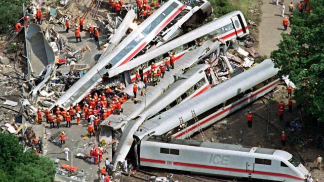 Dramatische treinongelukken door de jaren heen