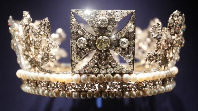 Tesouros da Coleção Real britânica