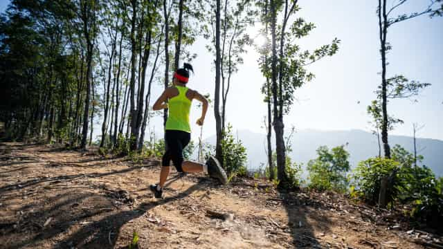 The physical and mental health benefits of trail running