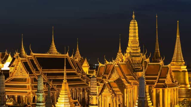 Os Palácios Reais mais luxuosos do mundo!