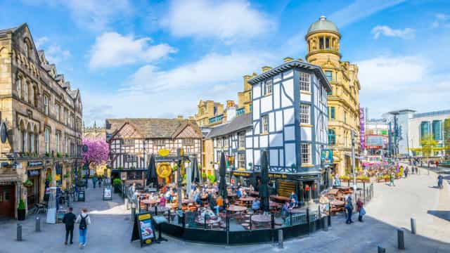 How to see the best of Manchester