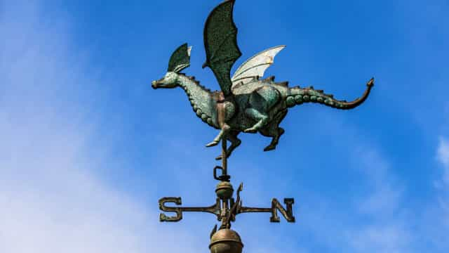 The weather vane and its direction throughout history