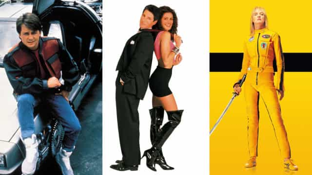 The most iconic shoe moments in movies