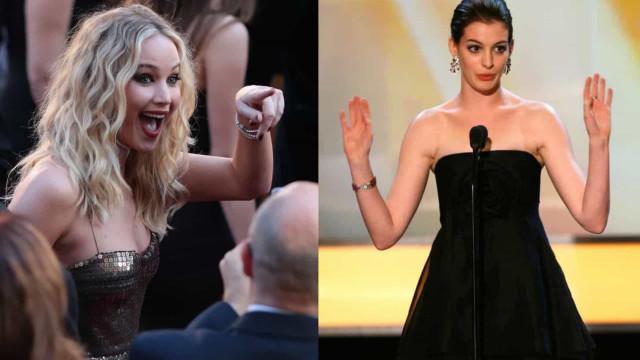 """Atores famosos revelam os seus momentos mais embaraçosos no """"plateau"""""""