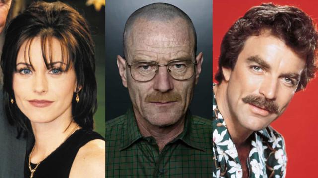 Esses atores fizeram enorme sucesso em várias séries de TV!
