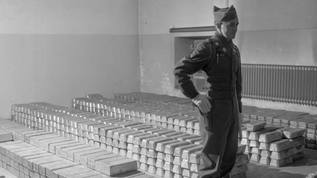 The shameful story of Nazi plunder