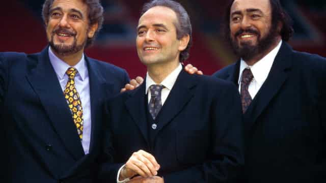 Tre av en och samma sort: berömda kändistrior