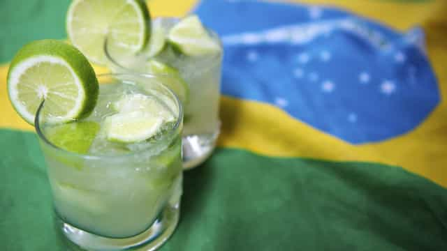 National drinks from around the world
