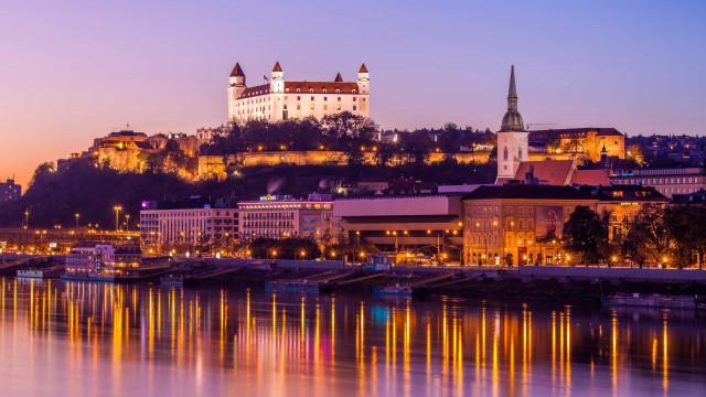 Enjoy a breeze through Bratislava