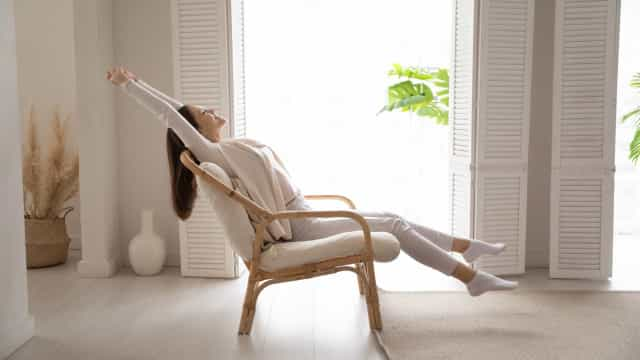 How to create a calm home environment
