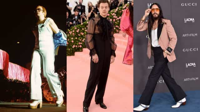 Halt for these male celebs in heels