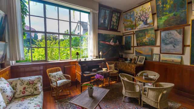 Famous artist homes and studios you can visit