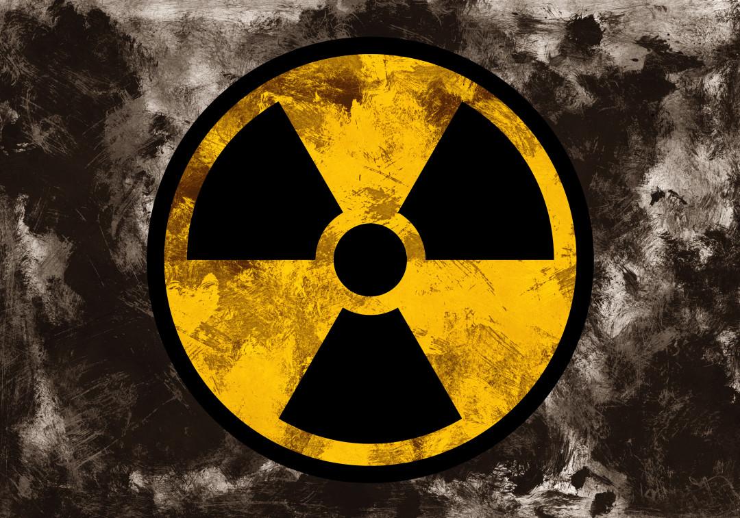 фото машин со знаком радиации таком