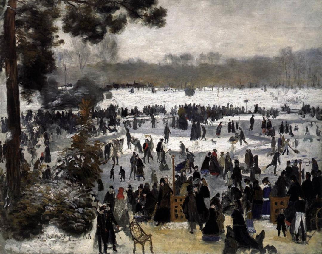Las mejores obras de arte para admirar el invierno