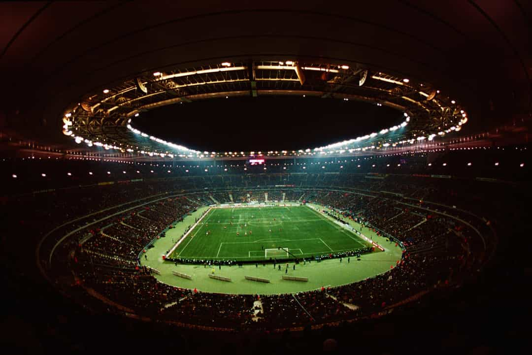 Größtes Sportstadion Der Welt