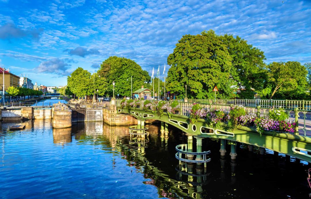 Introducing Gothenburg, Europe's greenest city