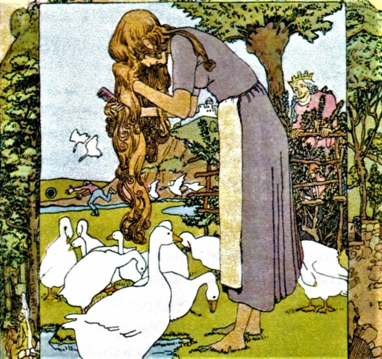 De ruskiga och skrämmande versionerna av våra klassiska sagor