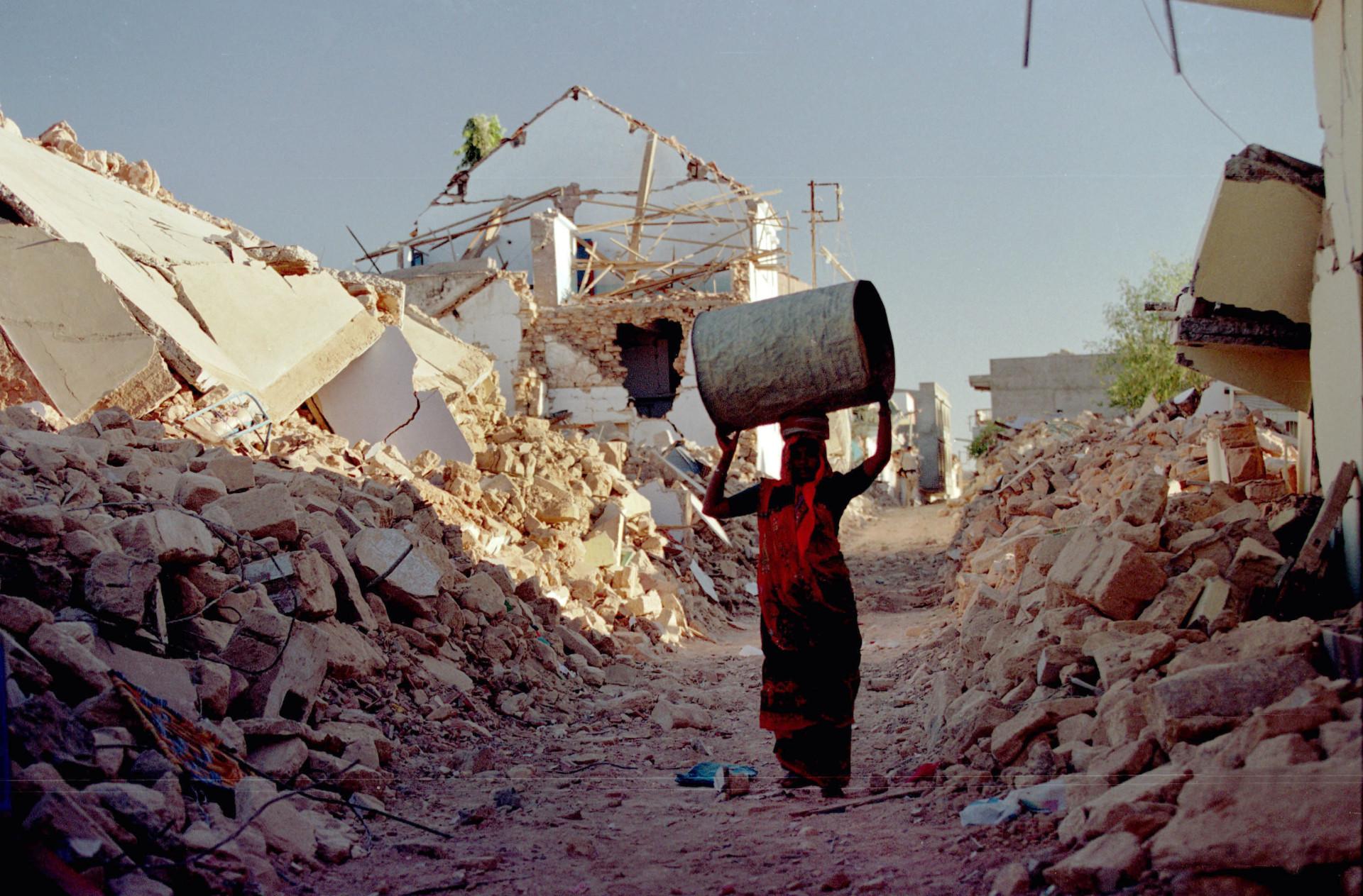 Relembre alguns dos piores desastres naturais deste milénio
