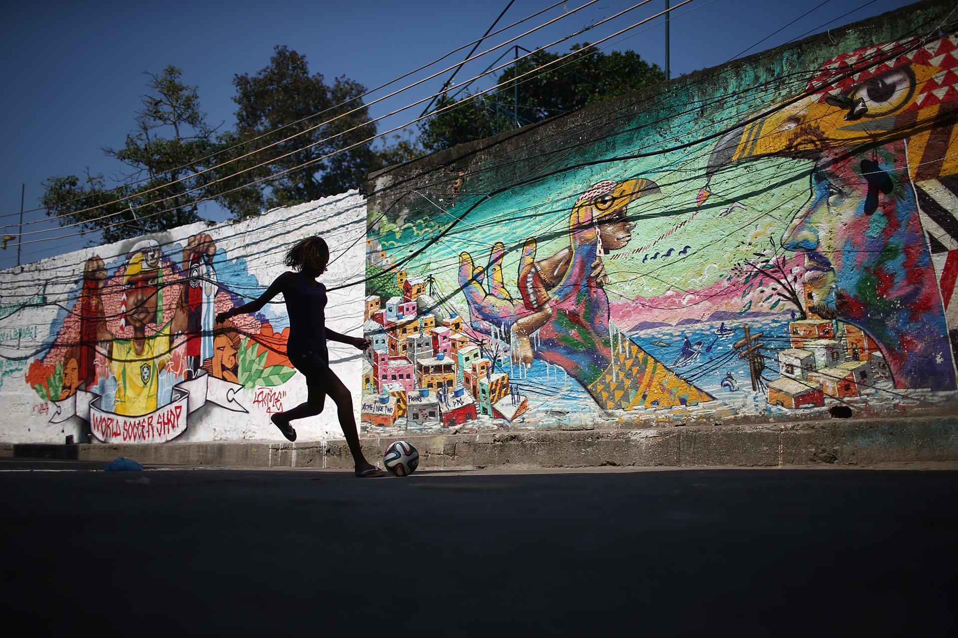Street art: gorgeous graffiti found around the world