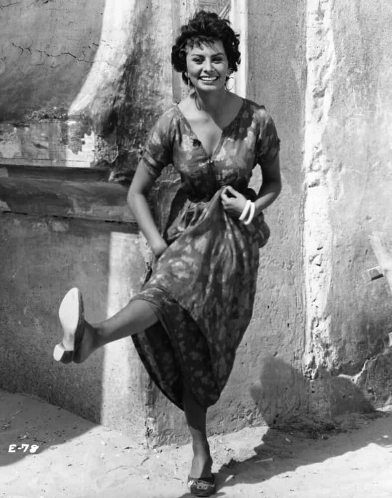 Sophia Loren: Celebrating the beauty and talent of a living legend