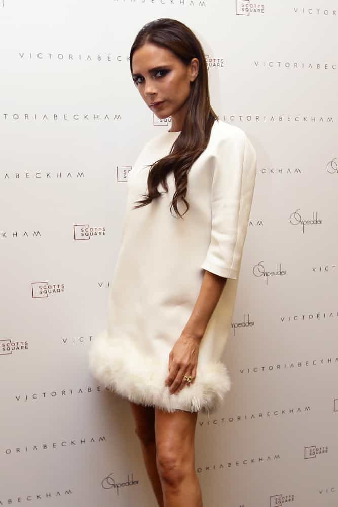 The iconic looks of Victoria Beckham