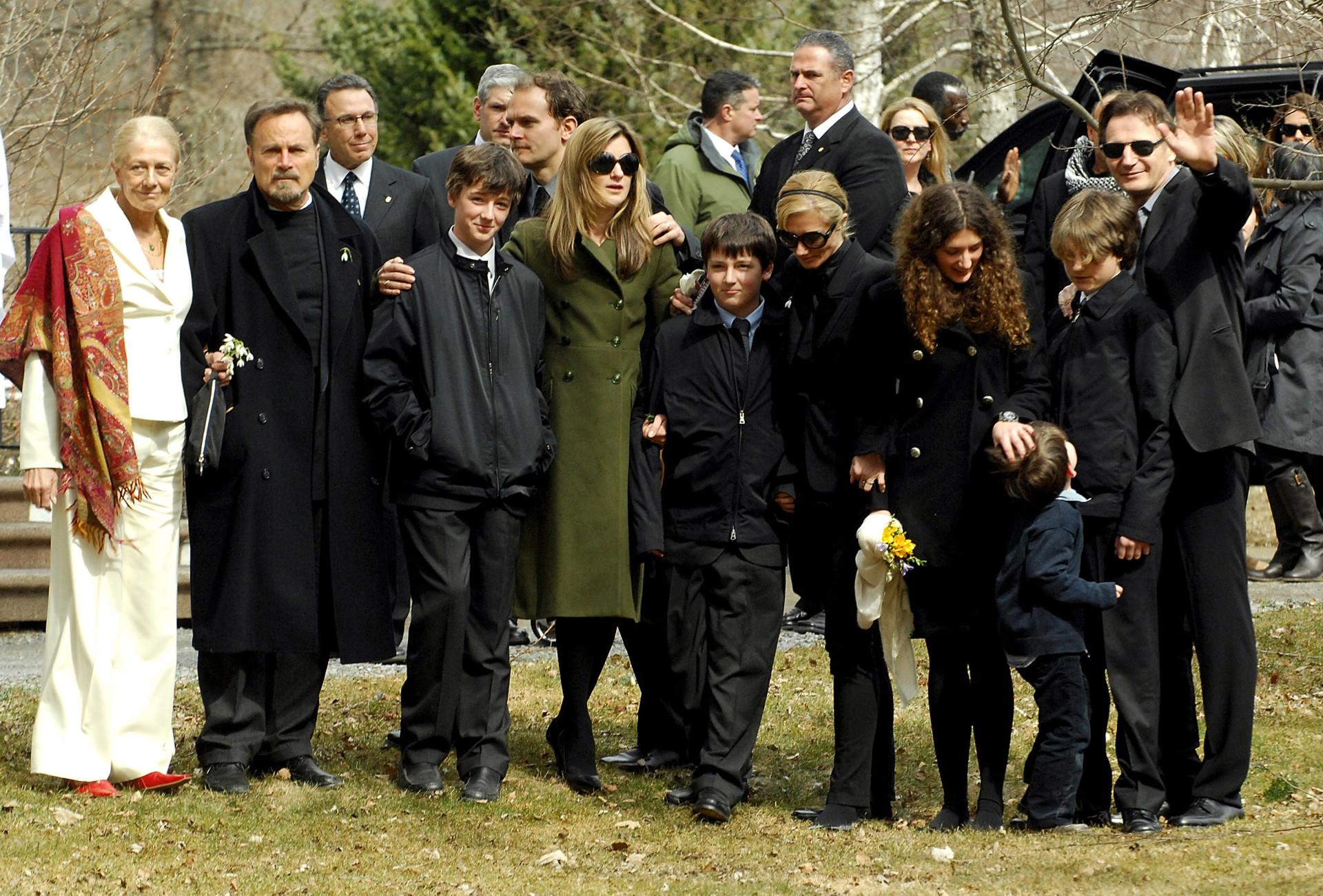 Famosos que han perdido trágicamente a sus familiares