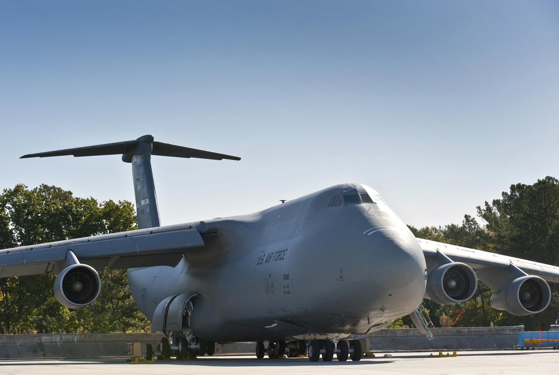 Monstruos aéreos: los aviones más grandes del mundo