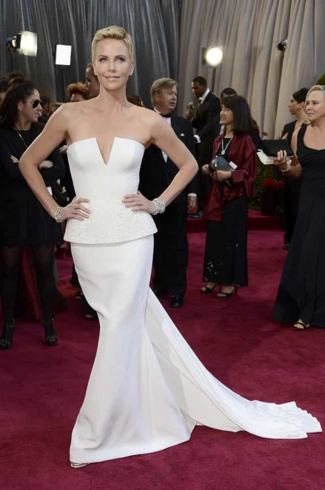 Charlize Theron's style evolution