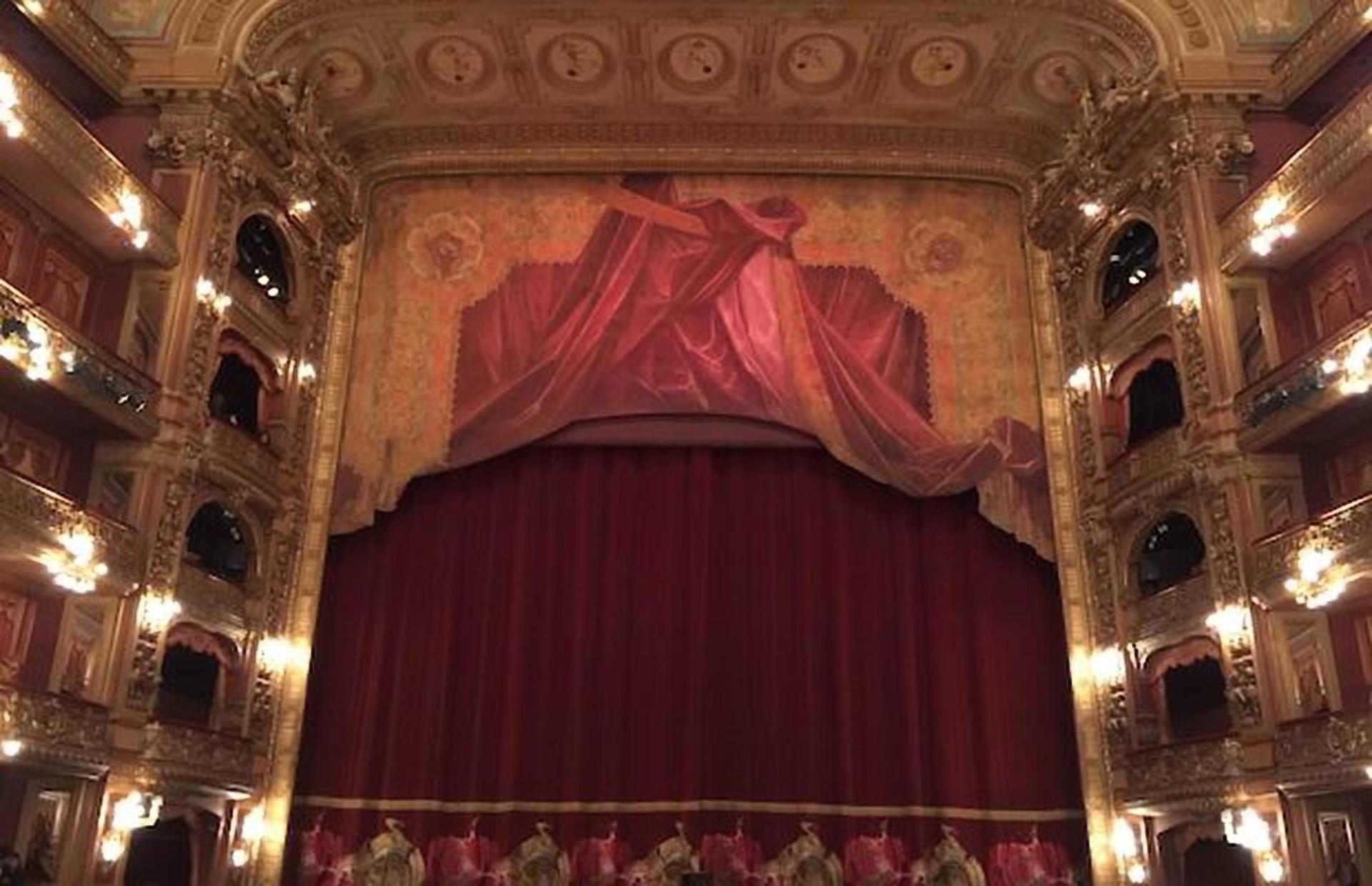 Die schönsten Theater- und Opernhäuser der Welt