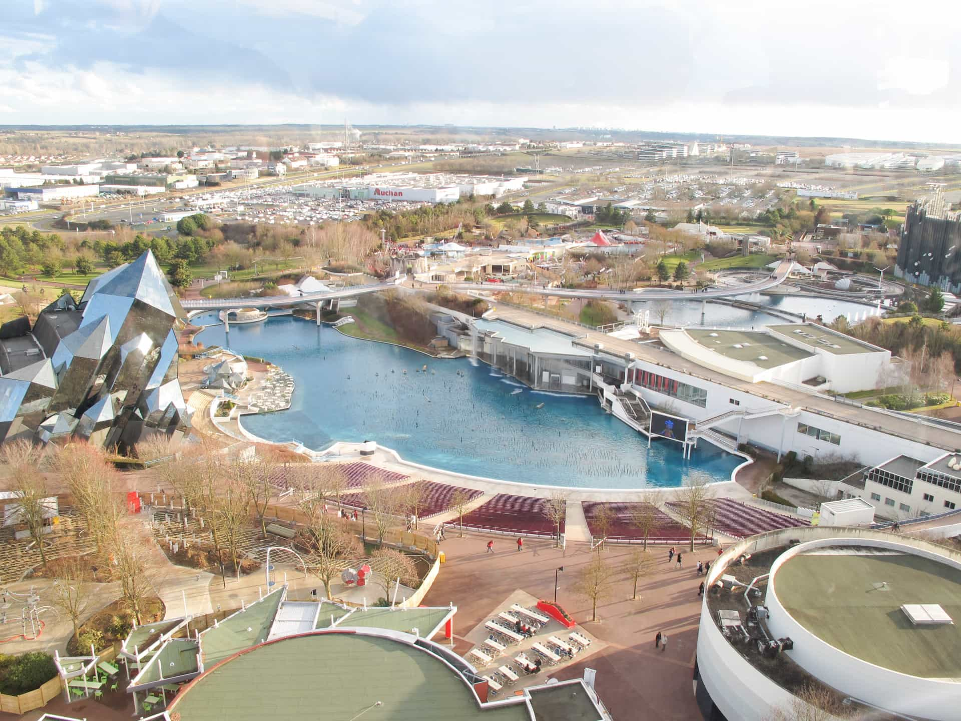 The most thrilling amusement parks in Europe