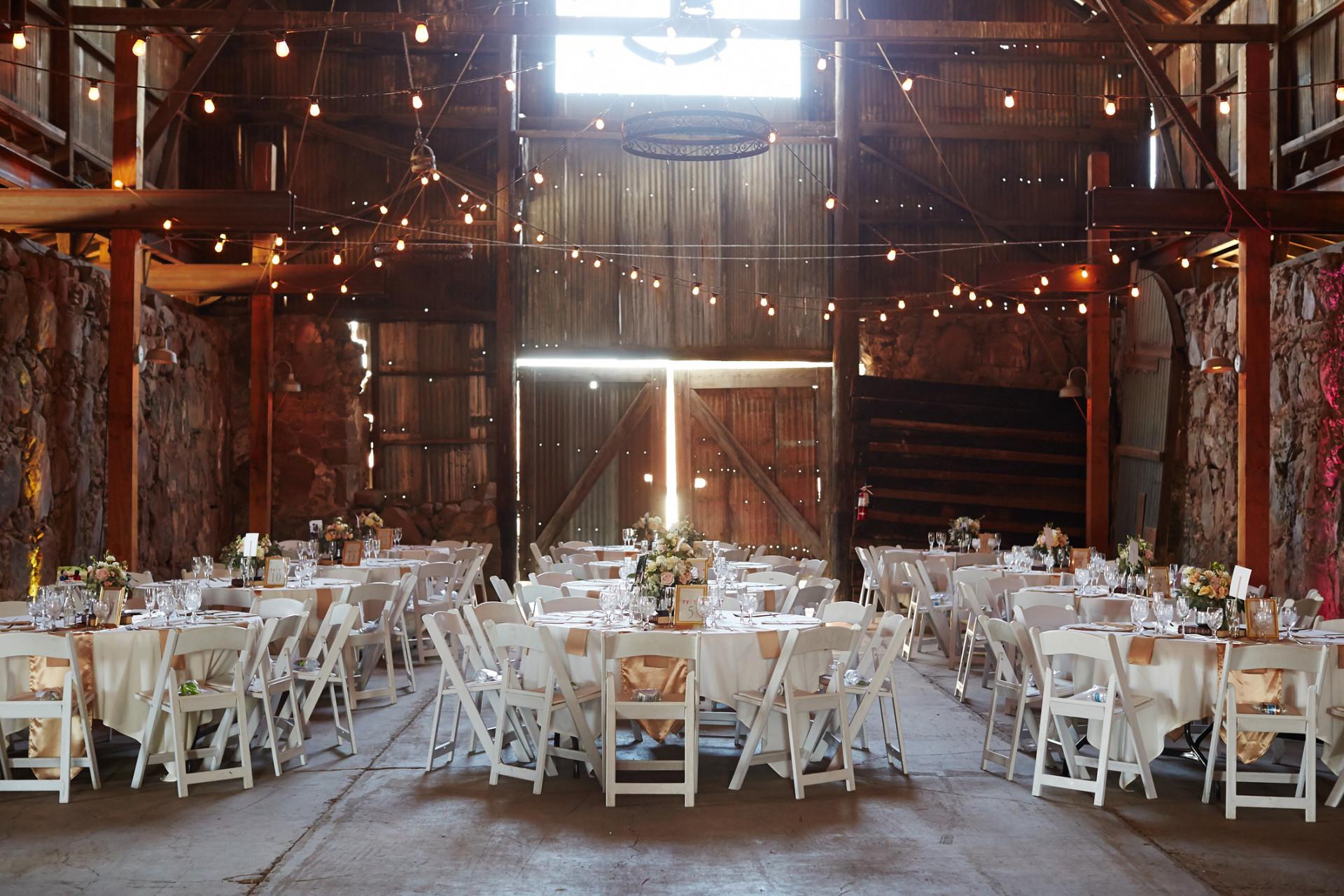 The world's most unique wedding venues