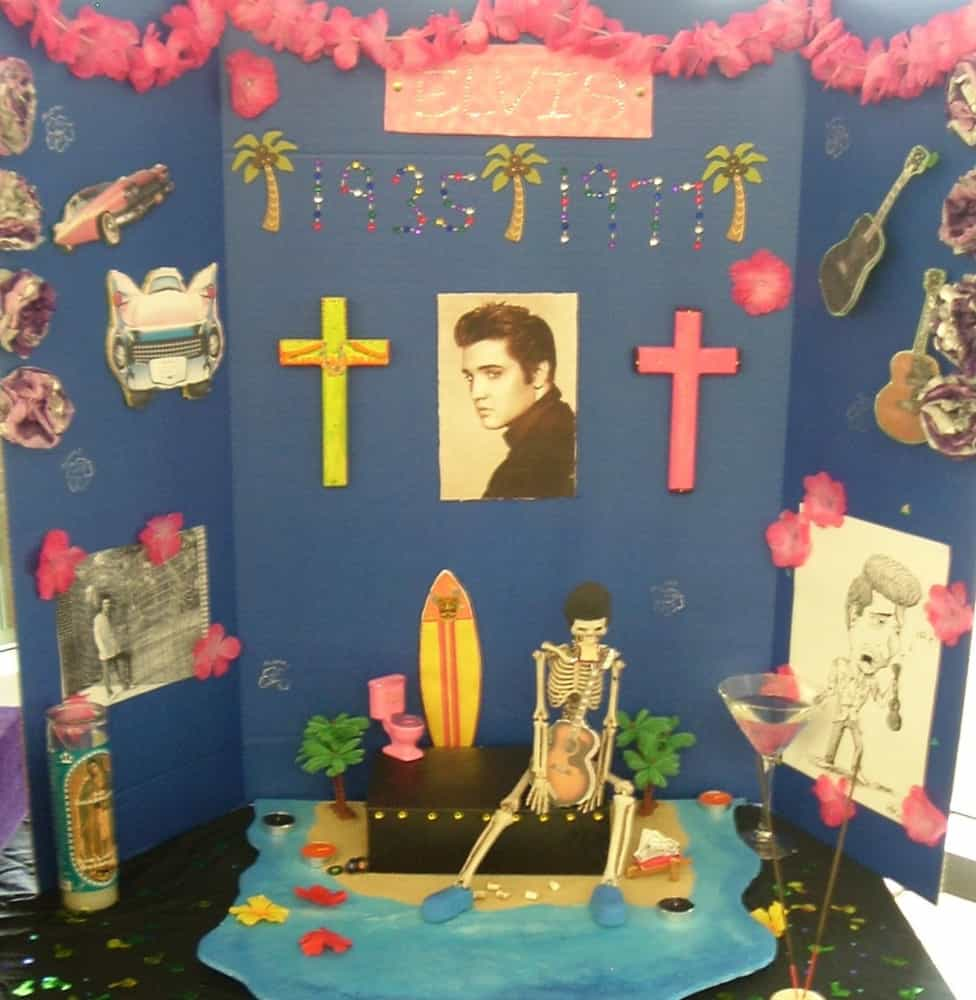 Elvis, how great thou art? Brilliant artistic interpretations of the King