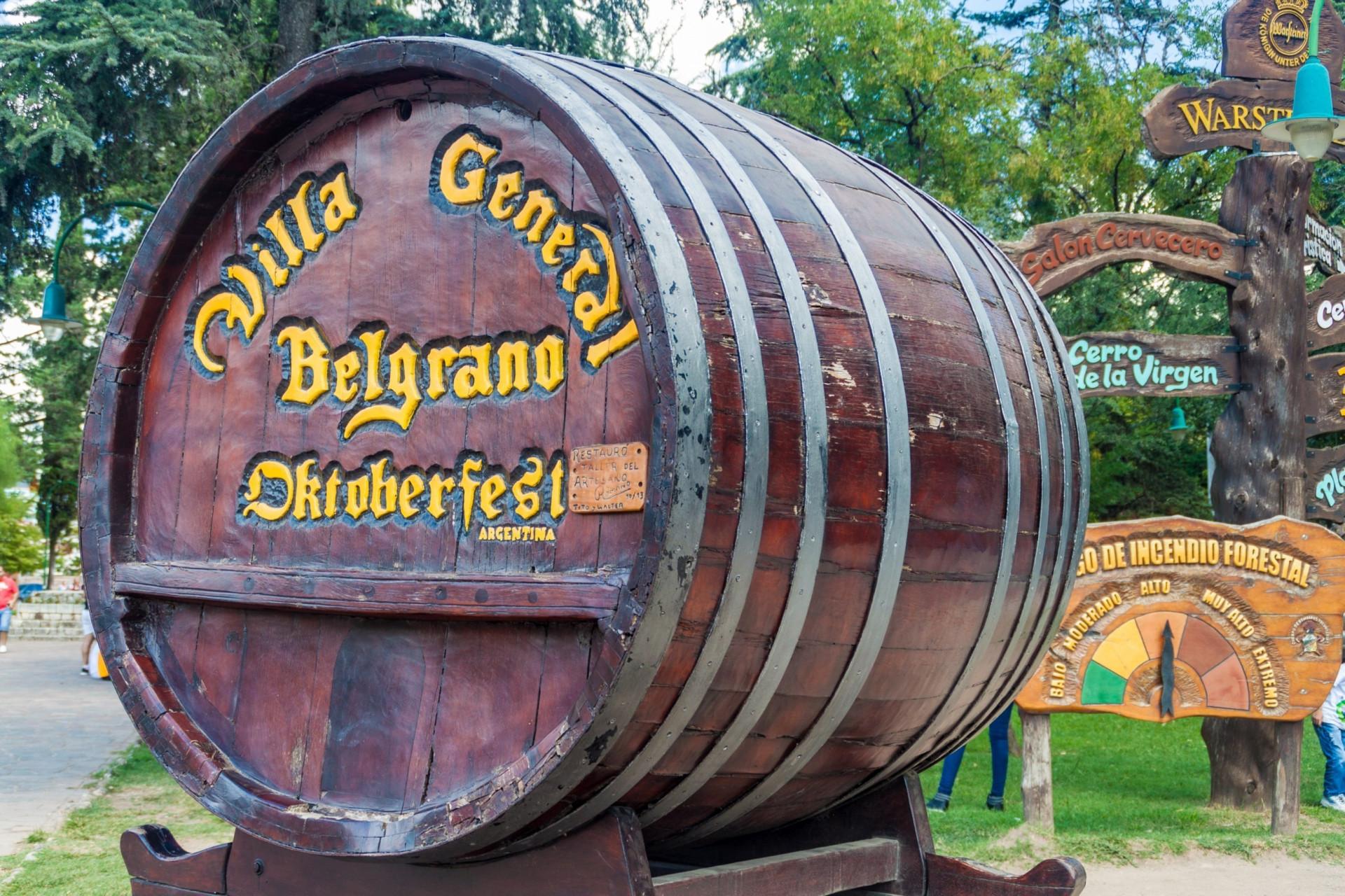 Ungewöhnliche Orte, an denen man Deutsch spricht.