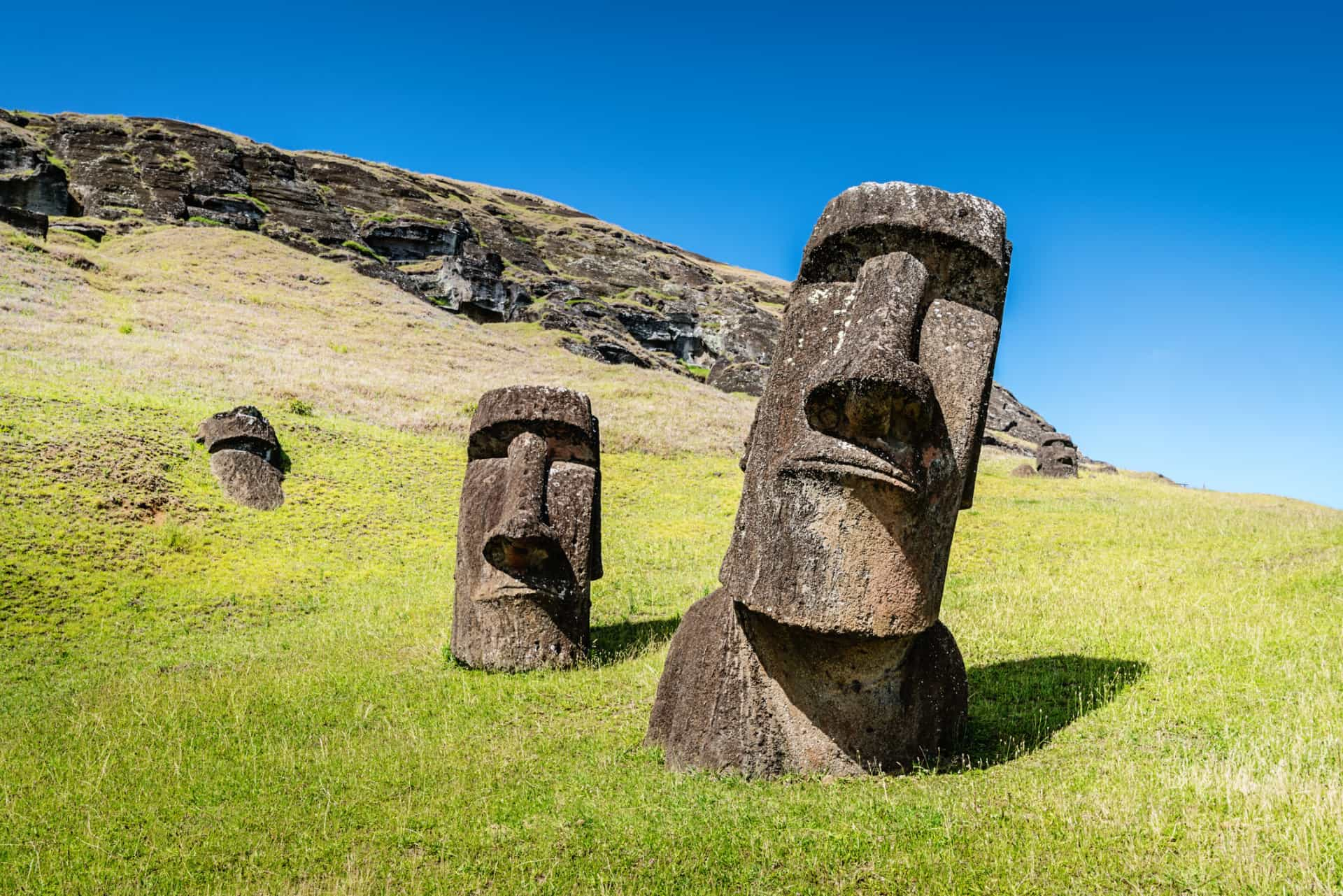 The strangest islands in the world