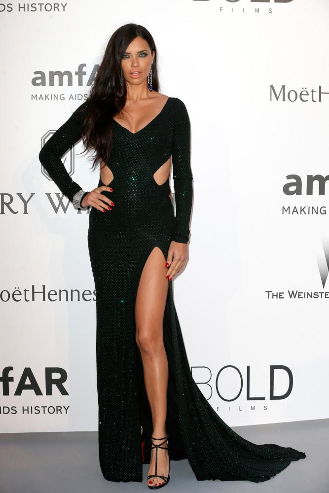 Adriana Lima: Englens stil