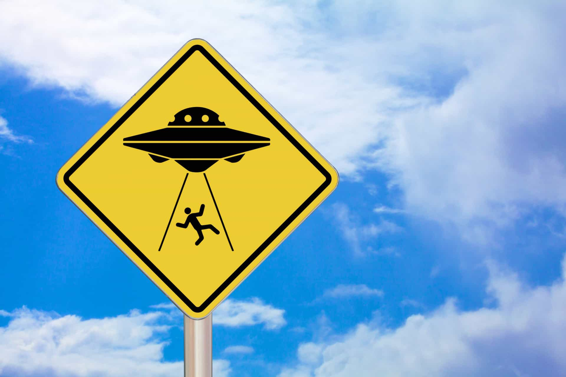 The most famous UFO sightings in the world