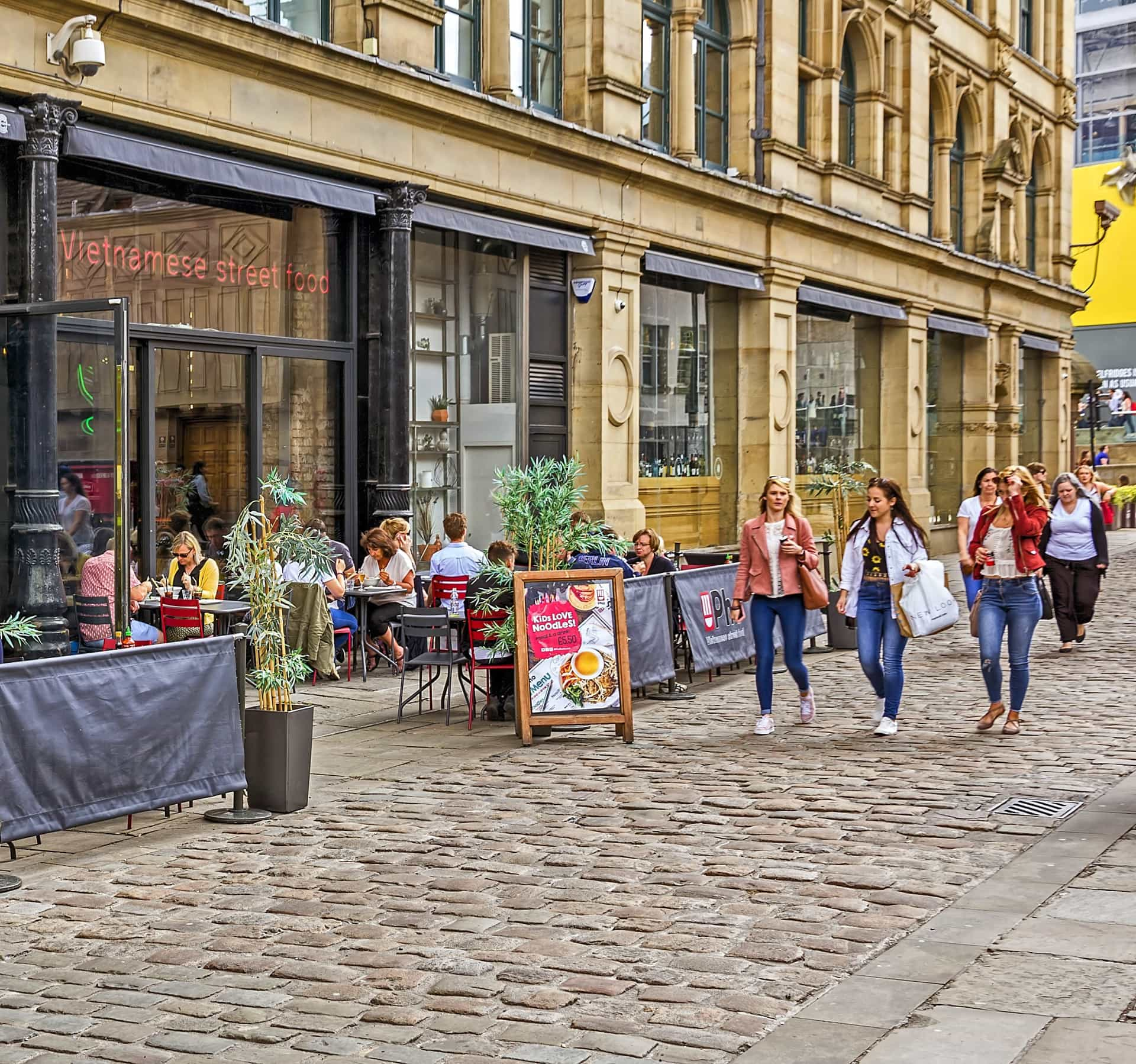 The most vegan-friendly cities in the UK and Europe