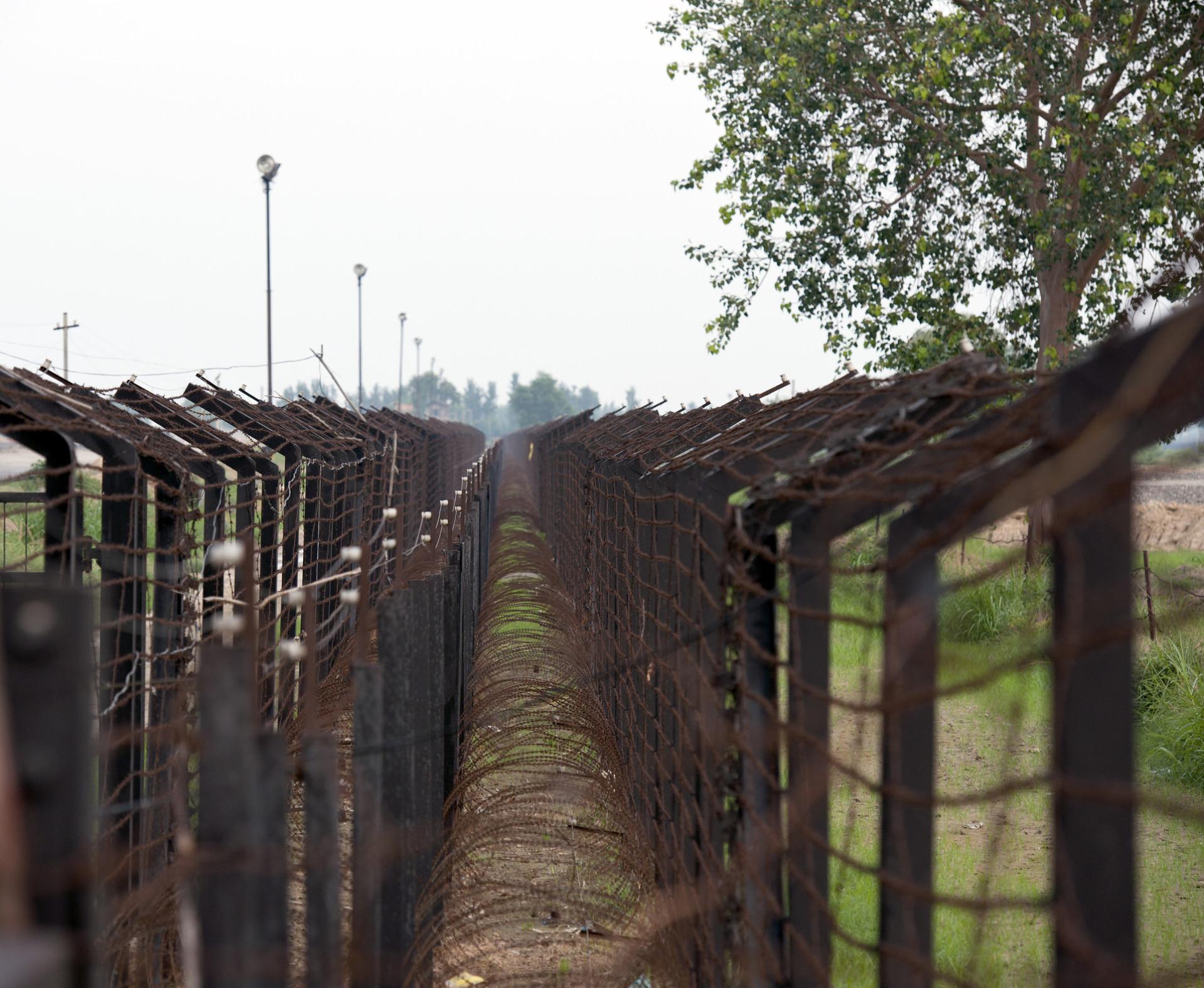 Verdens farligste landegrænser du ikke tør krydse