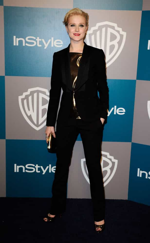 Why Evan Rachel Wood's style makes 'Westworld' fans look twice