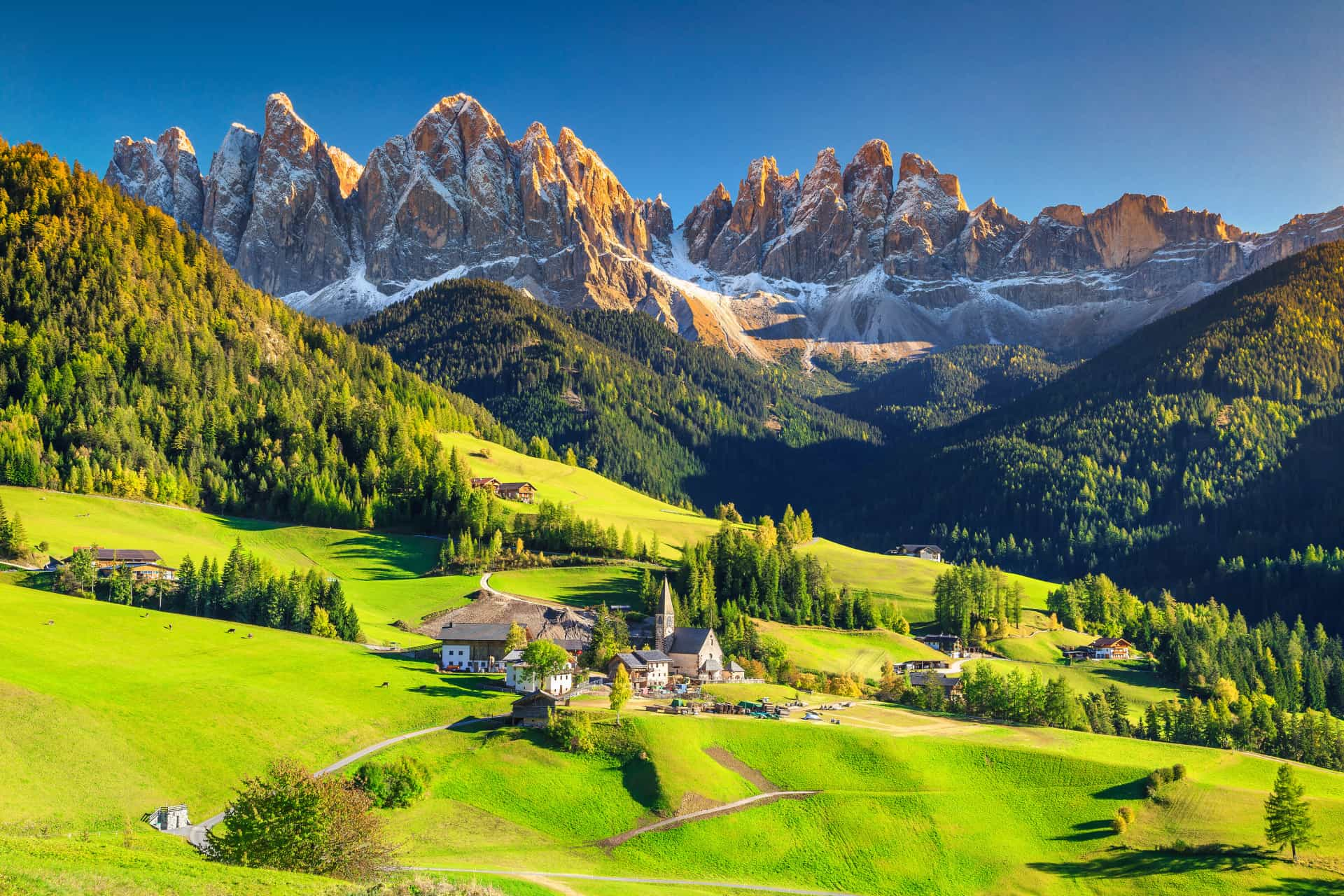 Discover the world's most incredible mountain paradises