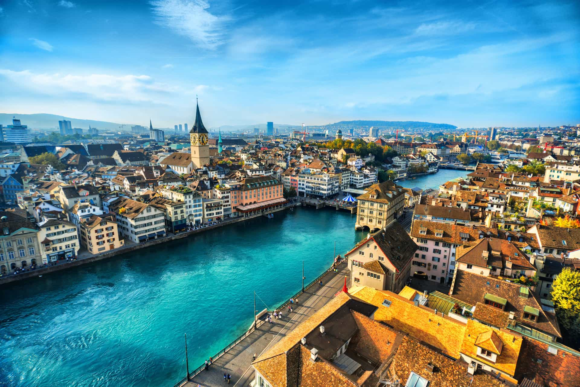 The best countries to work in and make money