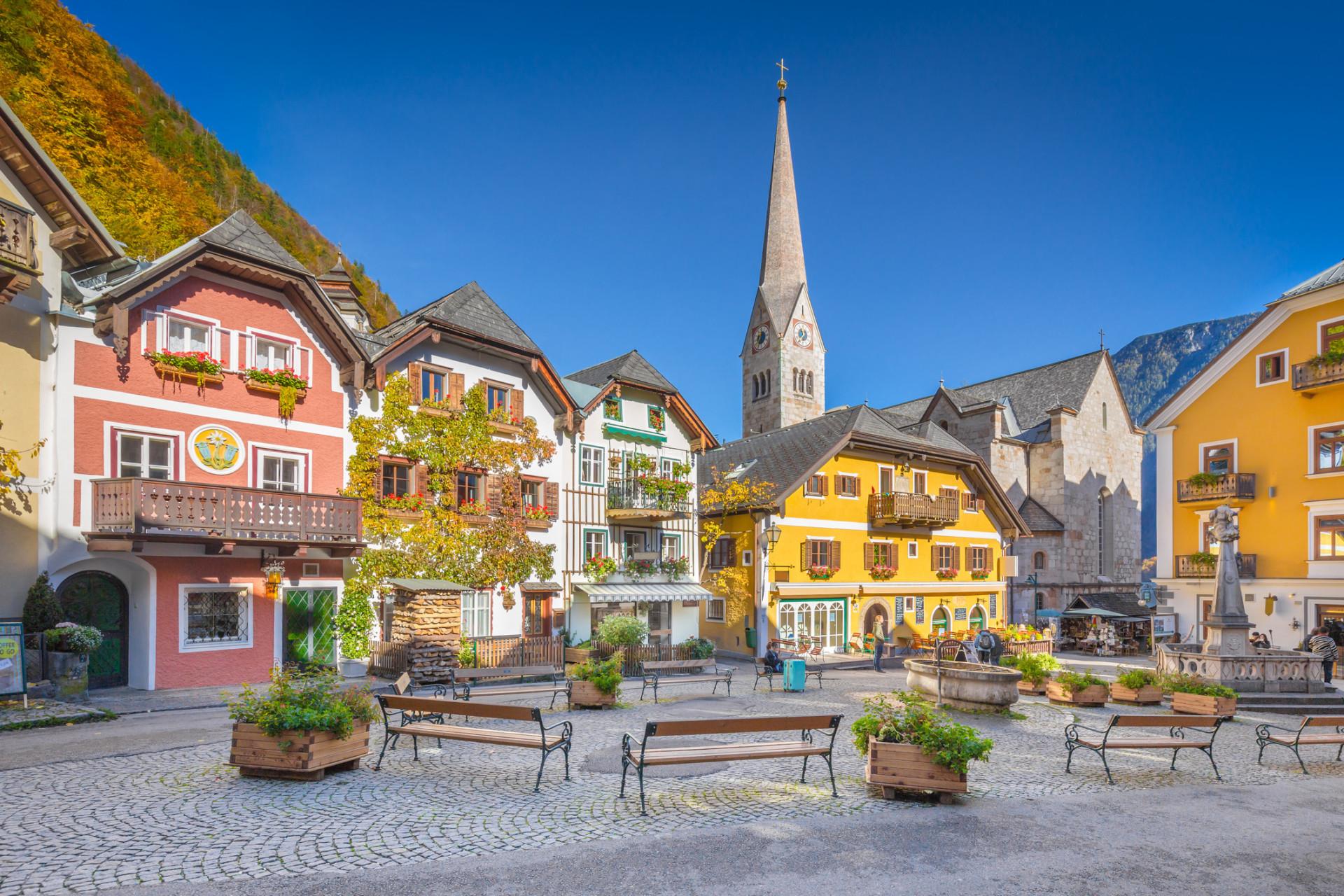 Maleriske byer i Europa, du ikke anede eksisterede