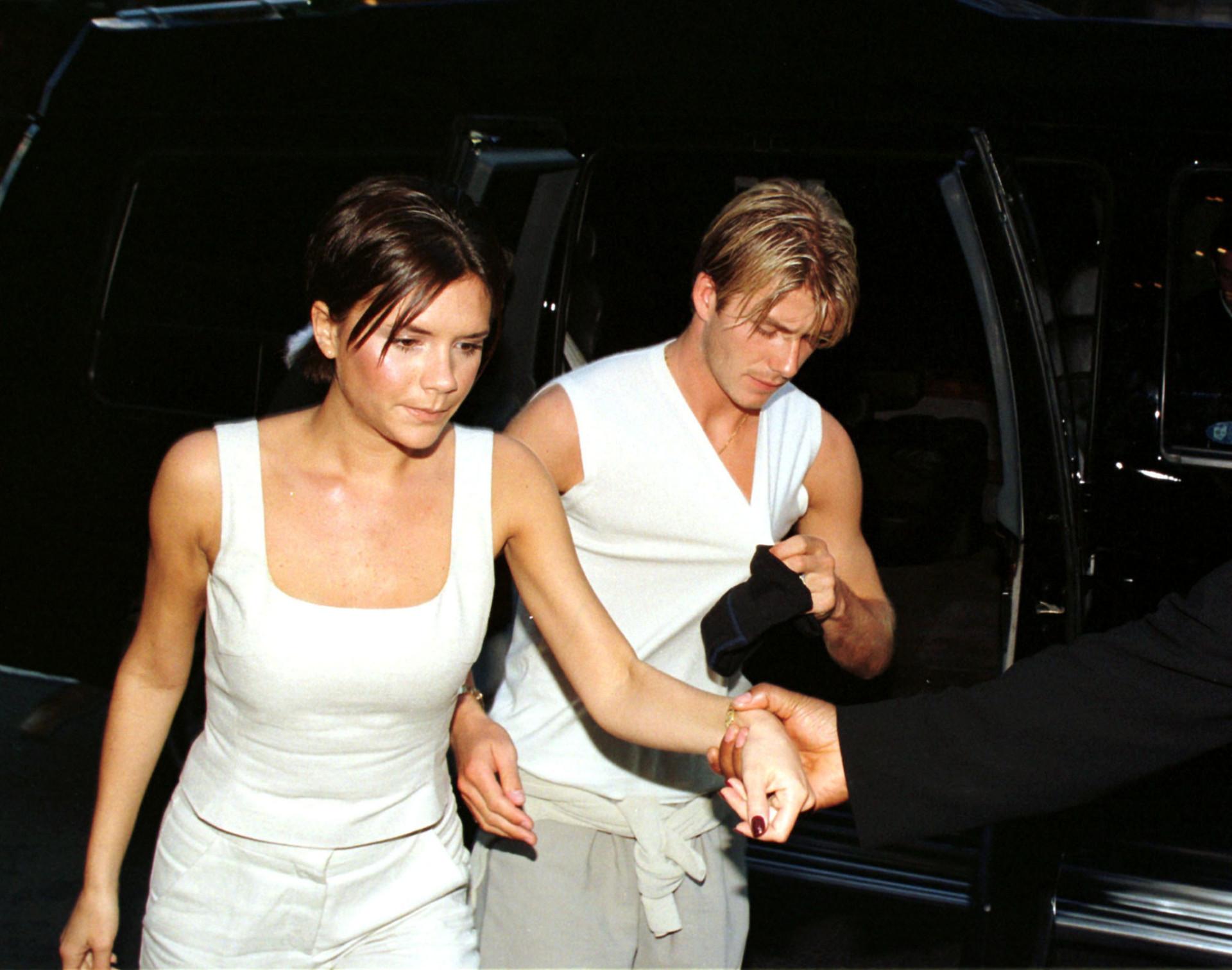 David Beckham's most striking fashion moments