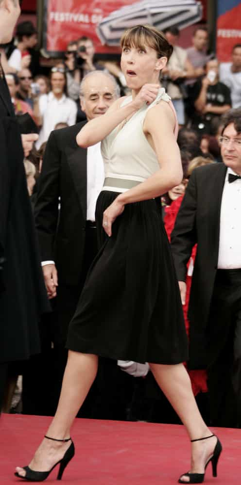 Looking back at iconic moments from the Cannes Film Festival